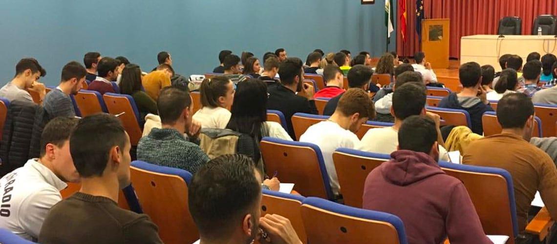 I Jornada Intensiva CNP en la Universidad de Huelva