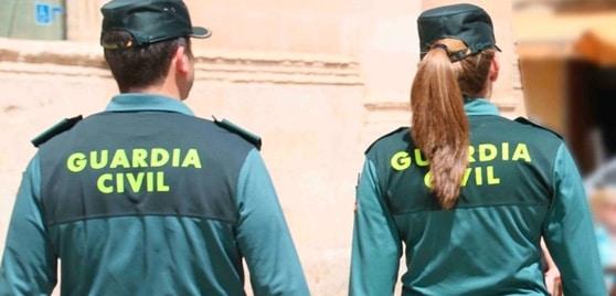 Curso escala de Cabos y Guardias de la Guardia Civil